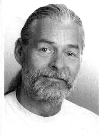<b>Harald Marx</b> from Germany VRCC #26031, who died July 8th, 2009 of cancer. - Harald_bw